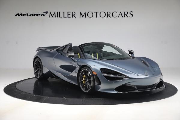 Used 2020 McLaren 720S Spider Convertible for sale Call for price at Alfa Romeo of Westport in Westport CT 06880 11