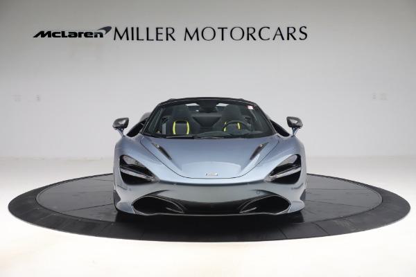 Used 2020 McLaren 720S Spider Convertible for sale Call for price at Alfa Romeo of Westport in Westport CT 06880 12