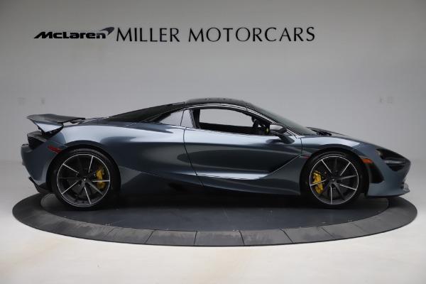 Used 2020 McLaren 720S Spider Convertible for sale Call for price at Alfa Romeo of Westport in Westport CT 06880 13