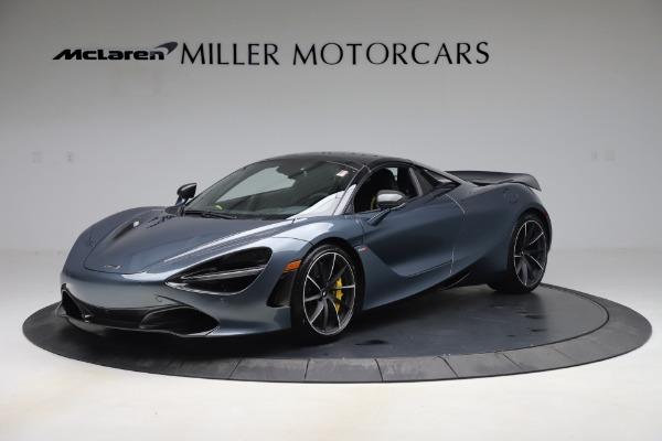 Used 2020 McLaren 720S Spider Convertible for sale Call for price at Alfa Romeo of Westport in Westport CT 06880 15