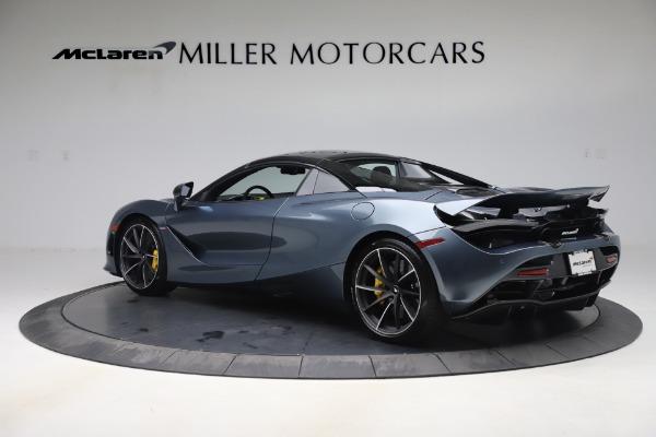 Used 2020 McLaren 720S Spider Convertible for sale Call for price at Alfa Romeo of Westport in Westport CT 06880 17