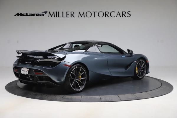 Used 2020 McLaren 720S Spider Convertible for sale Call for price at Alfa Romeo of Westport in Westport CT 06880 18