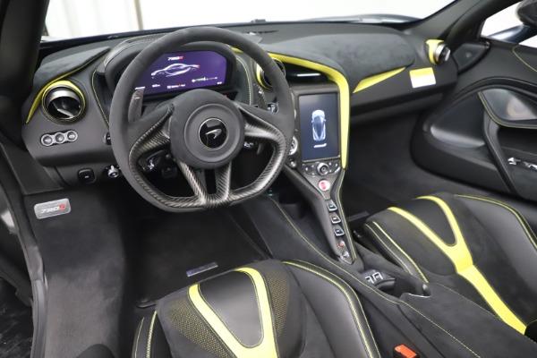 Used 2020 McLaren 720S Spider Convertible for sale Call for price at Alfa Romeo of Westport in Westport CT 06880 19