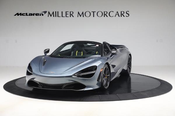 Used 2020 McLaren 720S Spider Convertible for sale Call for price at Alfa Romeo of Westport in Westport CT 06880 2