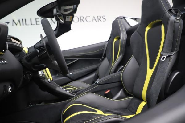 Used 2020 McLaren 720S Spider Convertible for sale Call for price at Alfa Romeo of Westport in Westport CT 06880 20