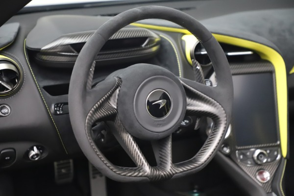 Used 2020 McLaren 720S Spider Convertible for sale Call for price at Alfa Romeo of Westport in Westport CT 06880 22
