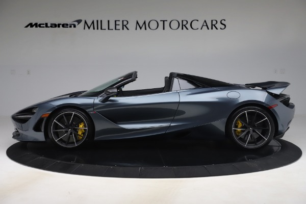 Used 2020 McLaren 720S Spider Convertible for sale Call for price at Alfa Romeo of Westport in Westport CT 06880 3