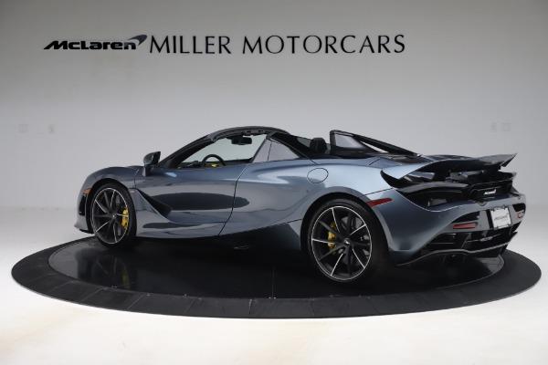Used 2020 McLaren 720S Spider Convertible for sale Call for price at Alfa Romeo of Westport in Westport CT 06880 4