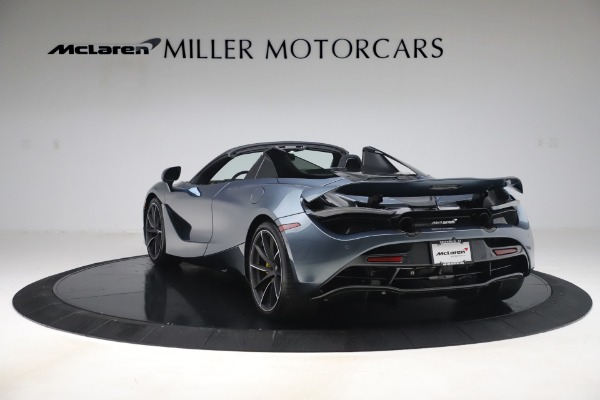 Used 2020 McLaren 720S Spider Convertible for sale Call for price at Alfa Romeo of Westport in Westport CT 06880 5