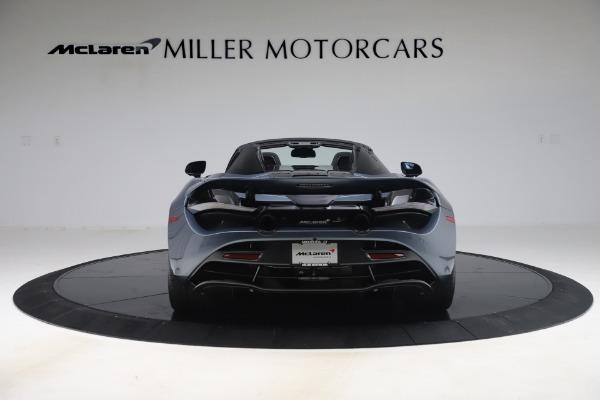 Used 2020 McLaren 720S Spider Convertible for sale Call for price at Alfa Romeo of Westport in Westport CT 06880 6