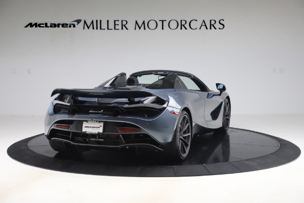 Used 2020 McLaren 720S Spider Convertible for sale Call for price at Alfa Romeo of Westport in Westport CT 06880 7