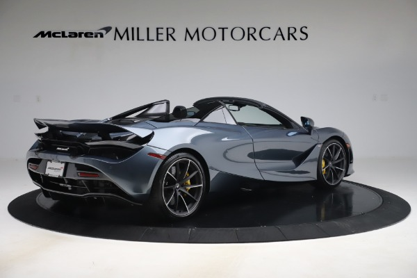 Used 2020 McLaren 720S Spider Convertible for sale Call for price at Alfa Romeo of Westport in Westport CT 06880 8