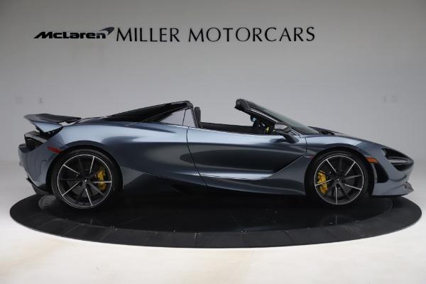 Used 2020 McLaren 720S Spider Convertible for sale Call for price at Alfa Romeo of Westport in Westport CT 06880 9
