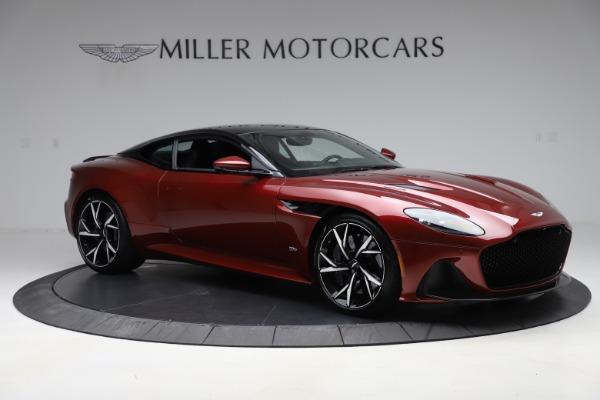 Used 2019 Aston Martin DBS Superleggera Coupe for sale $255,990 at Alfa Romeo of Westport in Westport CT 06880 11