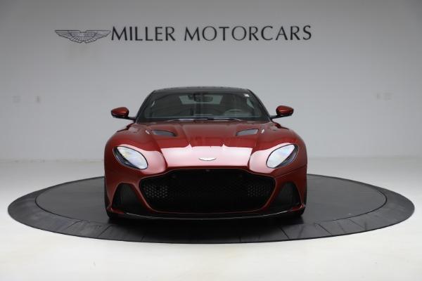 Used 2019 Aston Martin DBS Superleggera Coupe for sale $255,990 at Alfa Romeo of Westport in Westport CT 06880 12