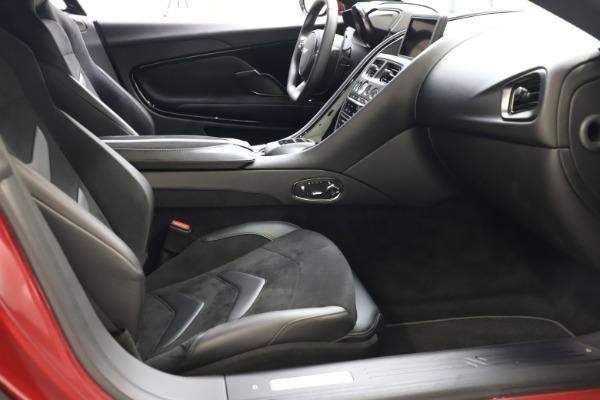 Used 2019 Aston Martin DBS Superleggera Coupe for sale $255,990 at Alfa Romeo of Westport in Westport CT 06880 17