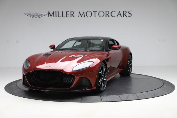 Used 2019 Aston Martin DBS Superleggera Coupe for sale $255,990 at Alfa Romeo of Westport in Westport CT 06880 2