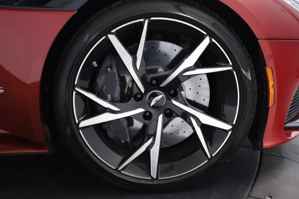 Used 2019 Aston Martin DBS Superleggera Coupe for sale $255,990 at Alfa Romeo of Westport in Westport CT 06880 23