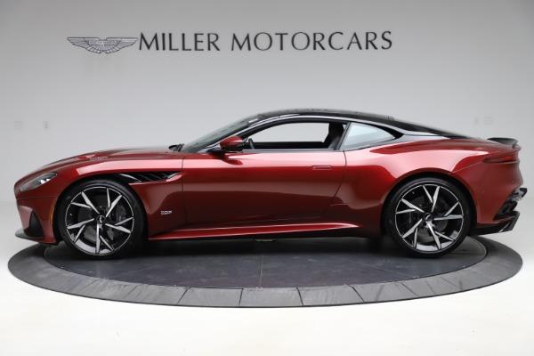 Used 2019 Aston Martin DBS Superleggera Coupe for sale $255,990 at Alfa Romeo of Westport in Westport CT 06880 3