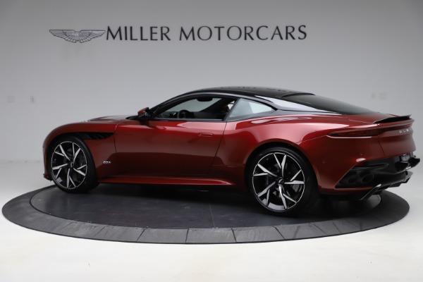 Used 2019 Aston Martin DBS Superleggera Coupe for sale $255,990 at Alfa Romeo of Westport in Westport CT 06880 4