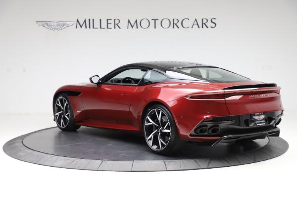 Used 2019 Aston Martin DBS Superleggera Coupe for sale $255,990 at Alfa Romeo of Westport in Westport CT 06880 5