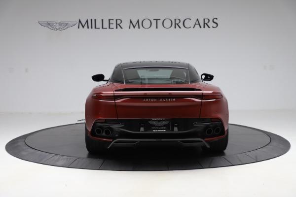 Used 2019 Aston Martin DBS Superleggera Coupe for sale $255,990 at Alfa Romeo of Westport in Westport CT 06880 6