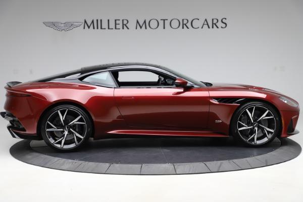 Used 2019 Aston Martin DBS Superleggera Coupe for sale $255,990 at Alfa Romeo of Westport in Westport CT 06880 9