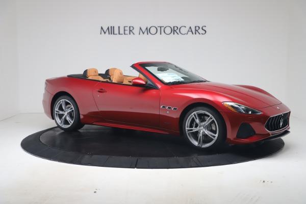 New 2019 Maserati GranTurismo Sport for sale Sold at Alfa Romeo of Westport in Westport CT 06880 10