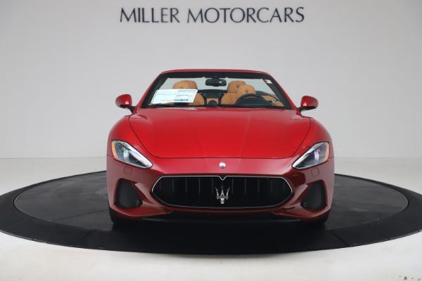 New 2019 Maserati GranTurismo Sport for sale Sold at Alfa Romeo of Westport in Westport CT 06880 12