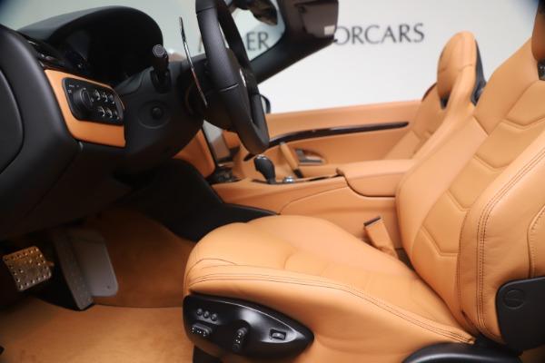 New 2019 Maserati GranTurismo Sport for sale Sold at Alfa Romeo of Westport in Westport CT 06880 20