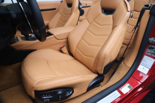 New 2019 Maserati GranTurismo Sport for sale Sold at Alfa Romeo of Westport in Westport CT 06880 21