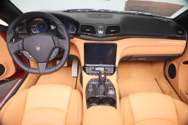 New 2019 Maserati GranTurismo Sport for sale Sold at Alfa Romeo of Westport in Westport CT 06880 22