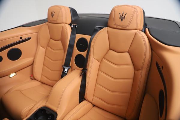 New 2019 Maserati GranTurismo Sport for sale Sold at Alfa Romeo of Westport in Westport CT 06880 24