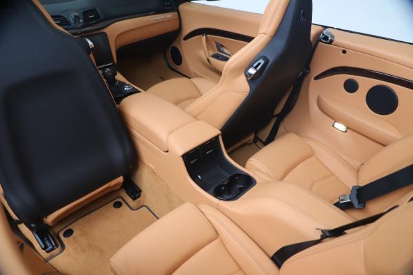 New 2019 Maserati GranTurismo Sport for sale Sold at Alfa Romeo of Westport in Westport CT 06880 25