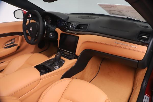 New 2019 Maserati GranTurismo Sport for sale Sold at Alfa Romeo of Westport in Westport CT 06880 26