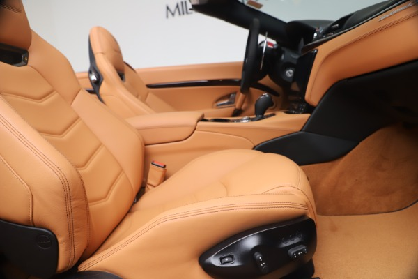 New 2019 Maserati GranTurismo Sport for sale Sold at Alfa Romeo of Westport in Westport CT 06880 27