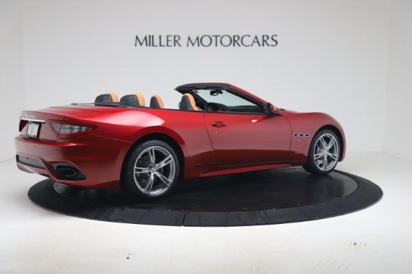 New 2019 Maserati GranTurismo Sport for sale Sold at Alfa Romeo of Westport in Westport CT 06880 8