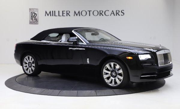 Used 2016 Rolls-Royce Dawn for sale $239,900 at Alfa Romeo of Westport in Westport CT 06880 17