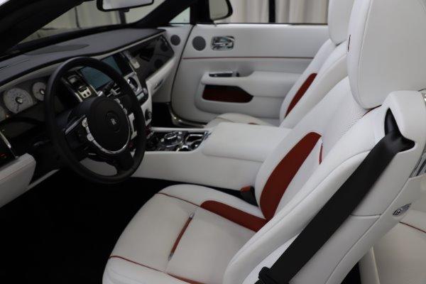 Used 2016 Rolls-Royce Dawn for sale $239,900 at Alfa Romeo of Westport in Westport CT 06880 18