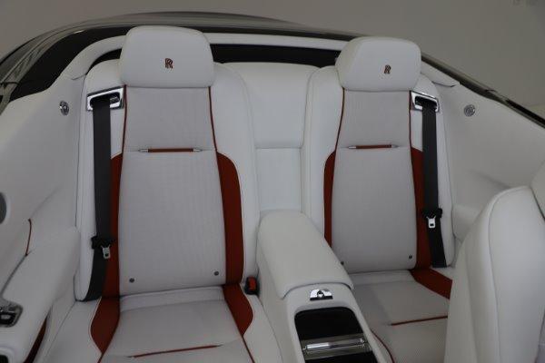 Used 2016 Rolls-Royce Dawn for sale $239,900 at Alfa Romeo of Westport in Westport CT 06880 21
