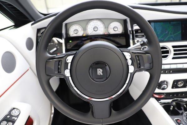 Used 2016 Rolls-Royce Dawn for sale $239,900 at Alfa Romeo of Westport in Westport CT 06880 23