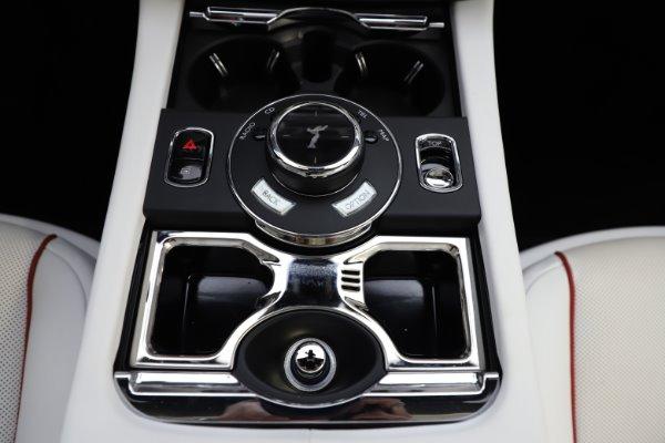 Used 2016 Rolls-Royce Dawn for sale $239,900 at Alfa Romeo of Westport in Westport CT 06880 25