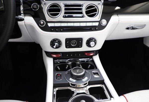 Used 2016 Rolls-Royce Dawn for sale $239,900 at Alfa Romeo of Westport in Westport CT 06880 27