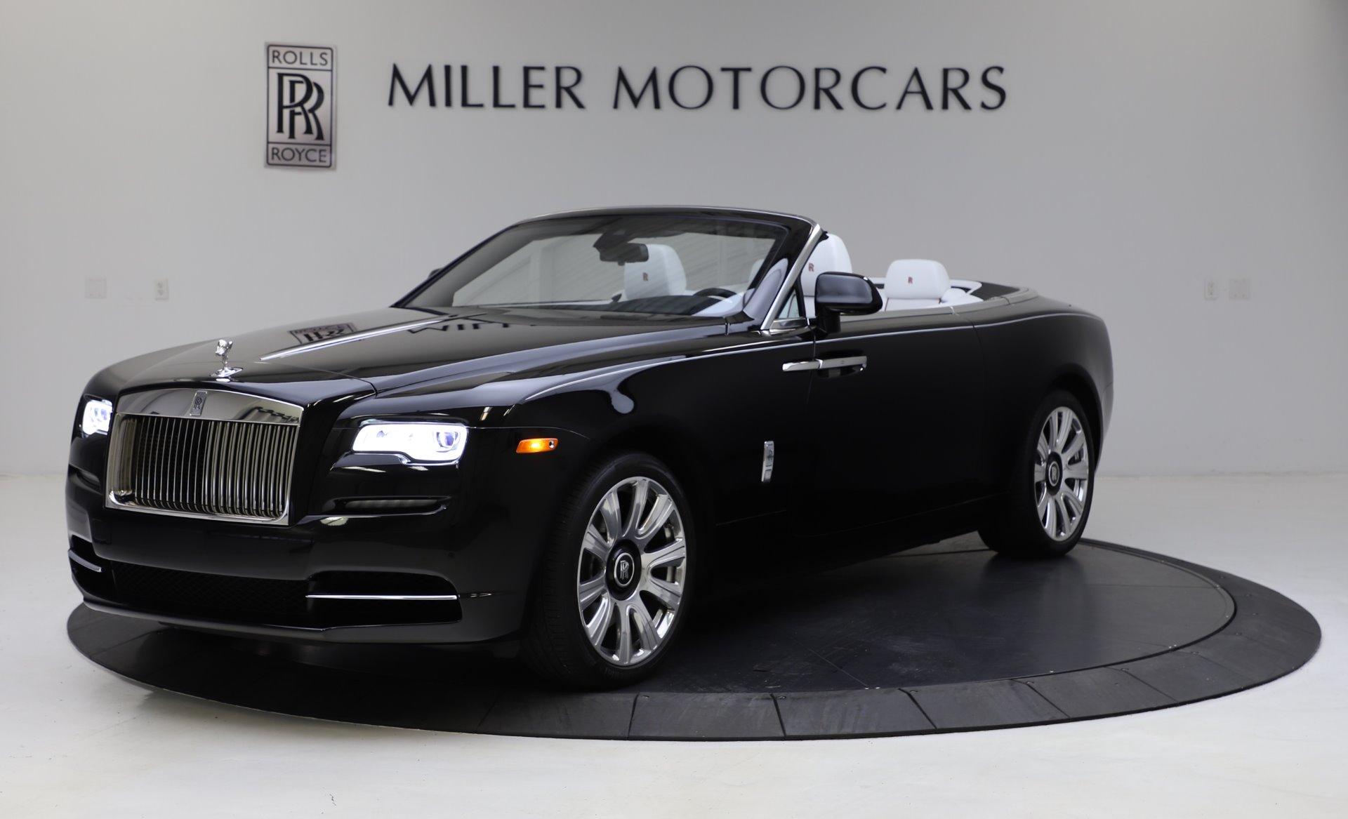 Used 2016 Rolls-Royce Dawn for sale $239,900 at Alfa Romeo of Westport in Westport CT 06880 1