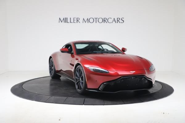 New 2020 Aston Martin Vantage Coupe for sale $195,459 at Alfa Romeo of Westport in Westport CT 06880 10