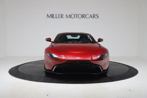 New 2020 Aston Martin Vantage Coupe for sale $195,459 at Alfa Romeo of Westport in Westport CT 06880 11