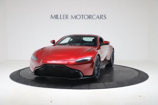 New 2020 Aston Martin Vantage Coupe for sale $195,459 at Alfa Romeo of Westport in Westport CT 06880 12