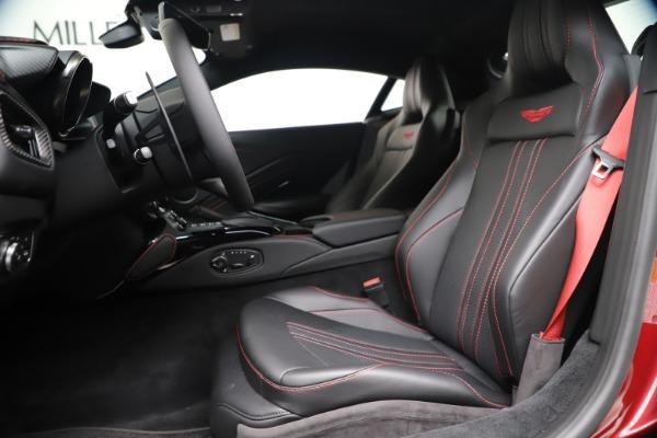 New 2020 Aston Martin Vantage Coupe for sale $195,459 at Alfa Romeo of Westport in Westport CT 06880 14