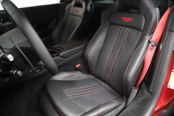 New 2020 Aston Martin Vantage Coupe for sale $195,459 at Alfa Romeo of Westport in Westport CT 06880 15