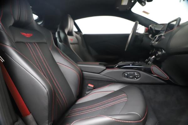 New 2020 Aston Martin Vantage Coupe for sale $195,459 at Alfa Romeo of Westport in Westport CT 06880 18